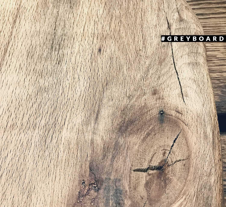 Разделочная доска из древесины натурального бука