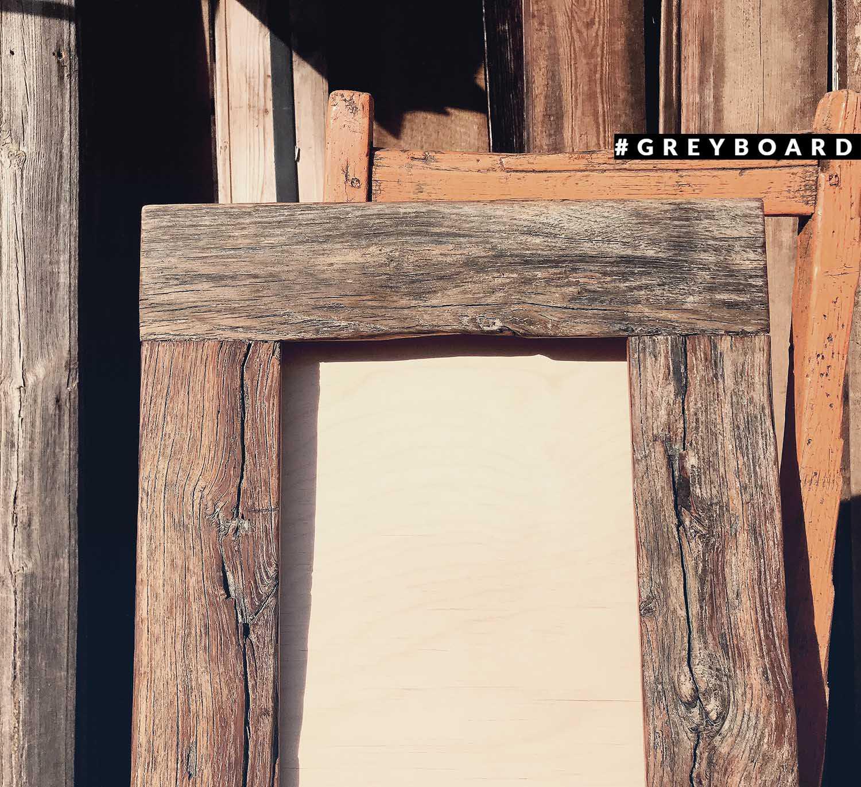 Рамка из амбарного дуба