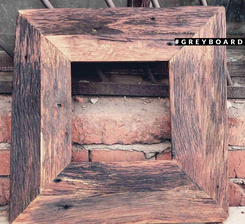 Рамка из натурального дуба