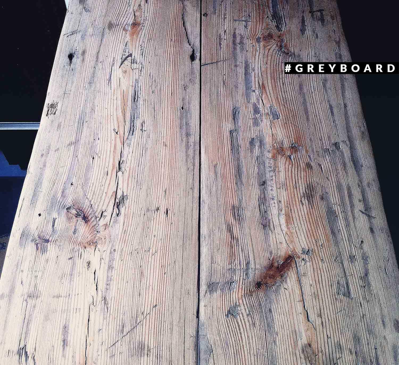 Столешница из старой лиственницы
