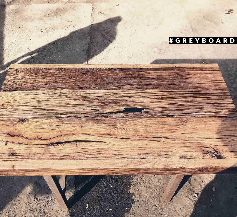 Столешница из вековой доски