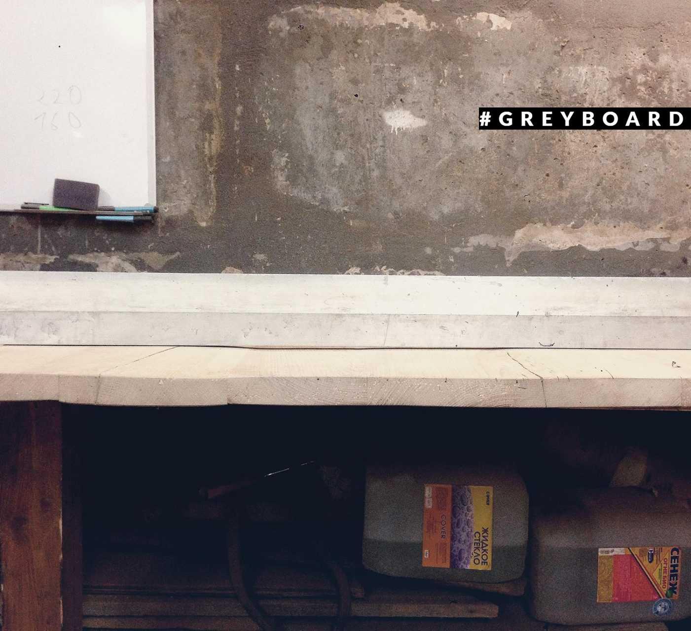 Столешница из амбарной буковой доски из Грозного