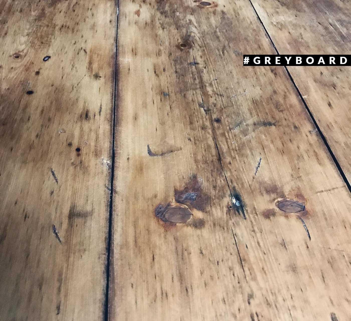 Столешница из старой 80-летней доски