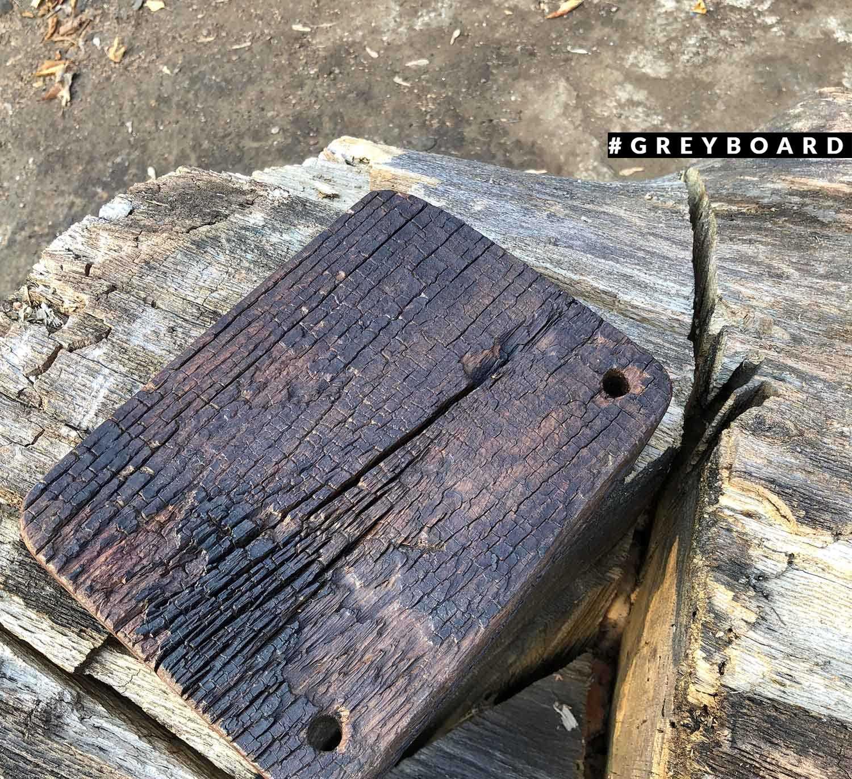 Амбарная доска из старого дуба