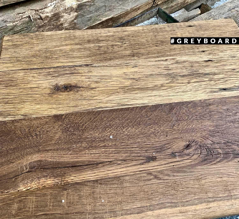 Столешница из натуральной амбарной доски