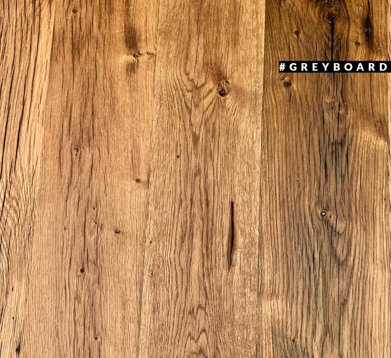 Столешница из амбарного дуба в стиле лофт