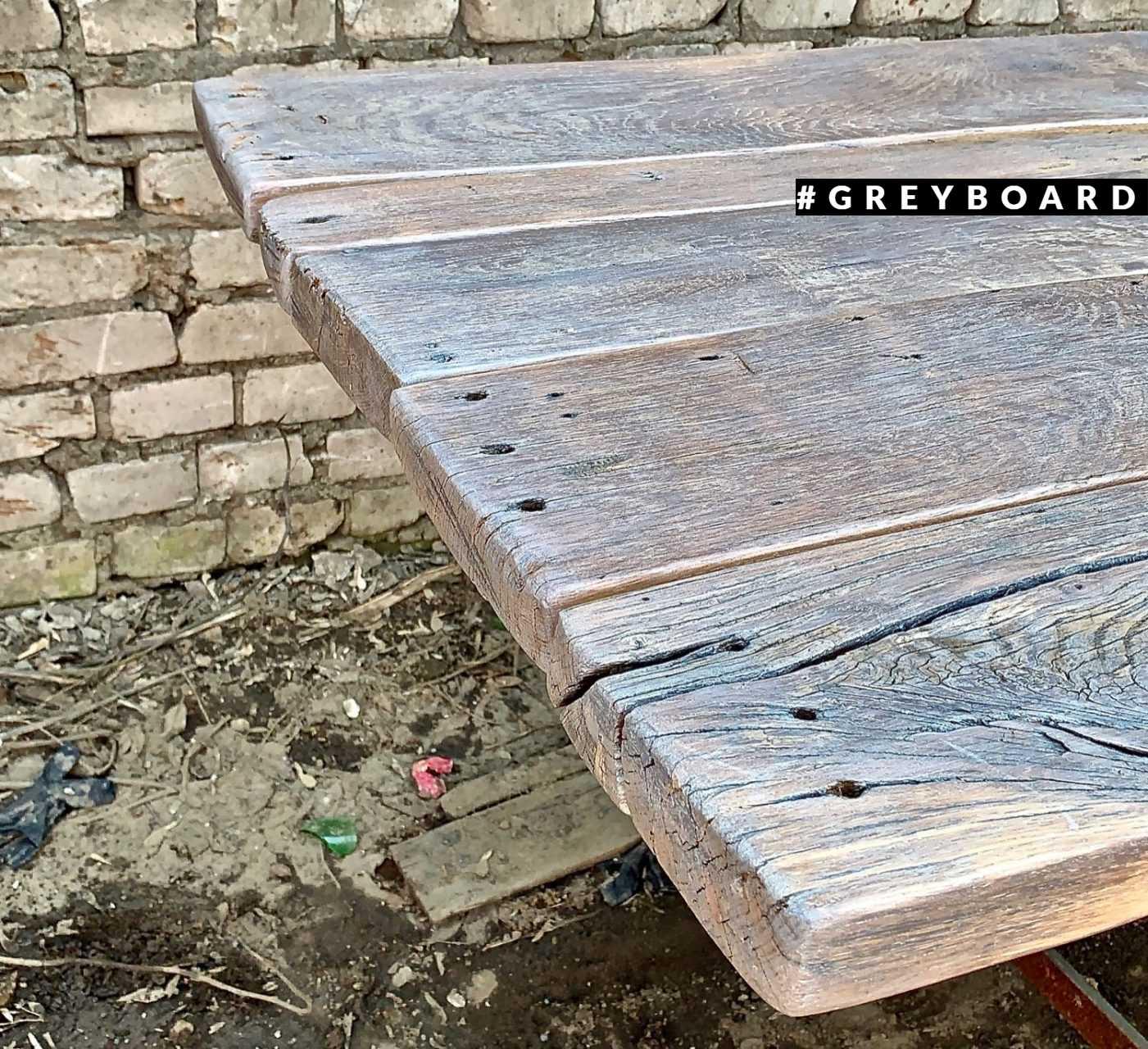 Столешница для брутального кухонного стола