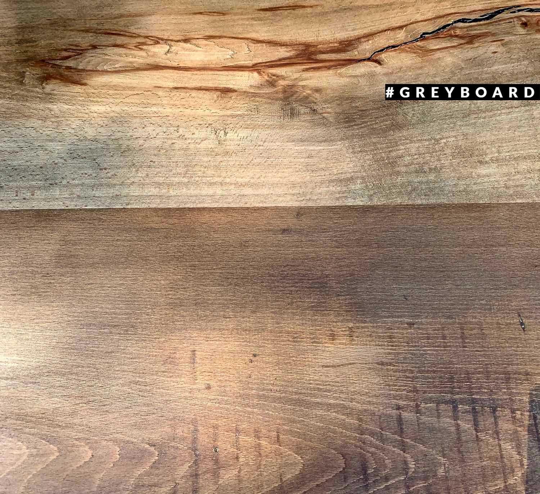 Уникальная буковая столешница из старой доски