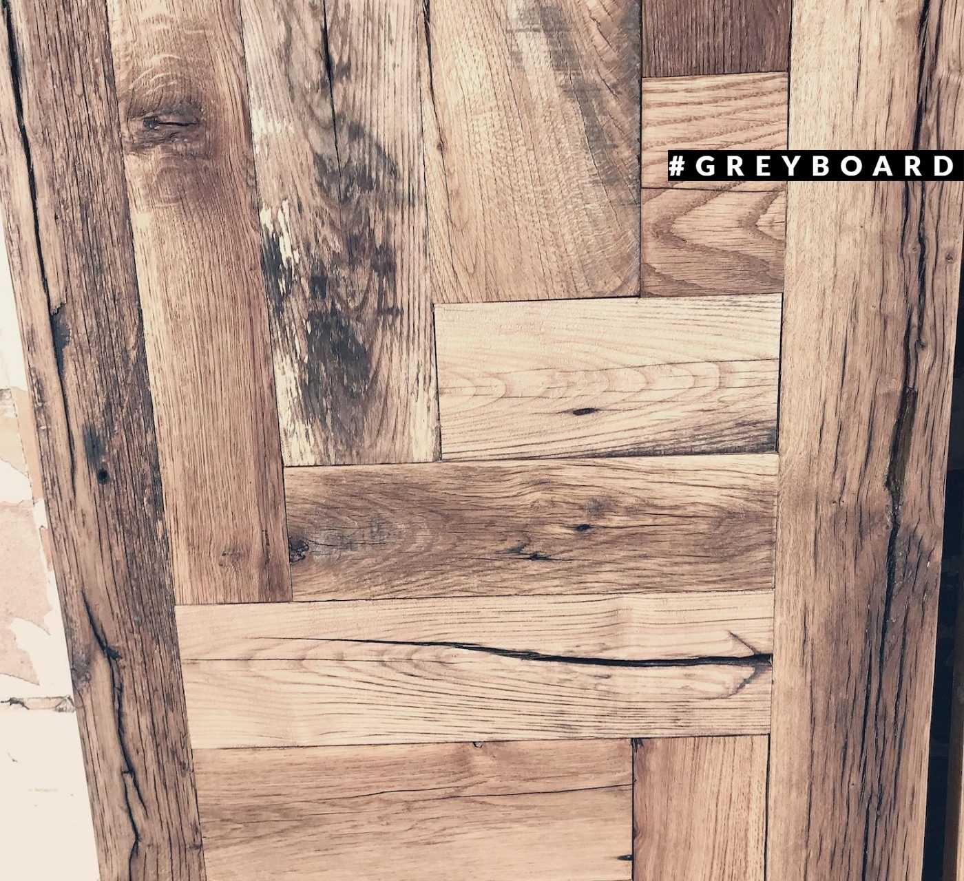 Столешница из качественной старой доски