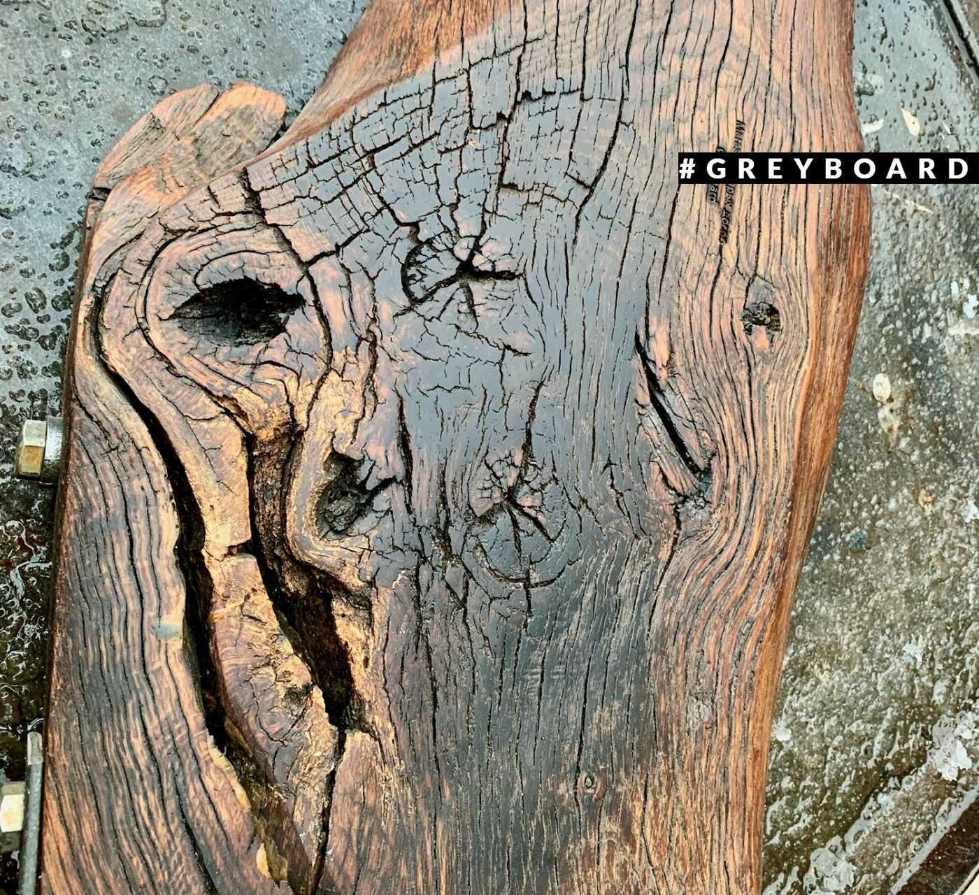 Неповторимая доска из амбарного дуба