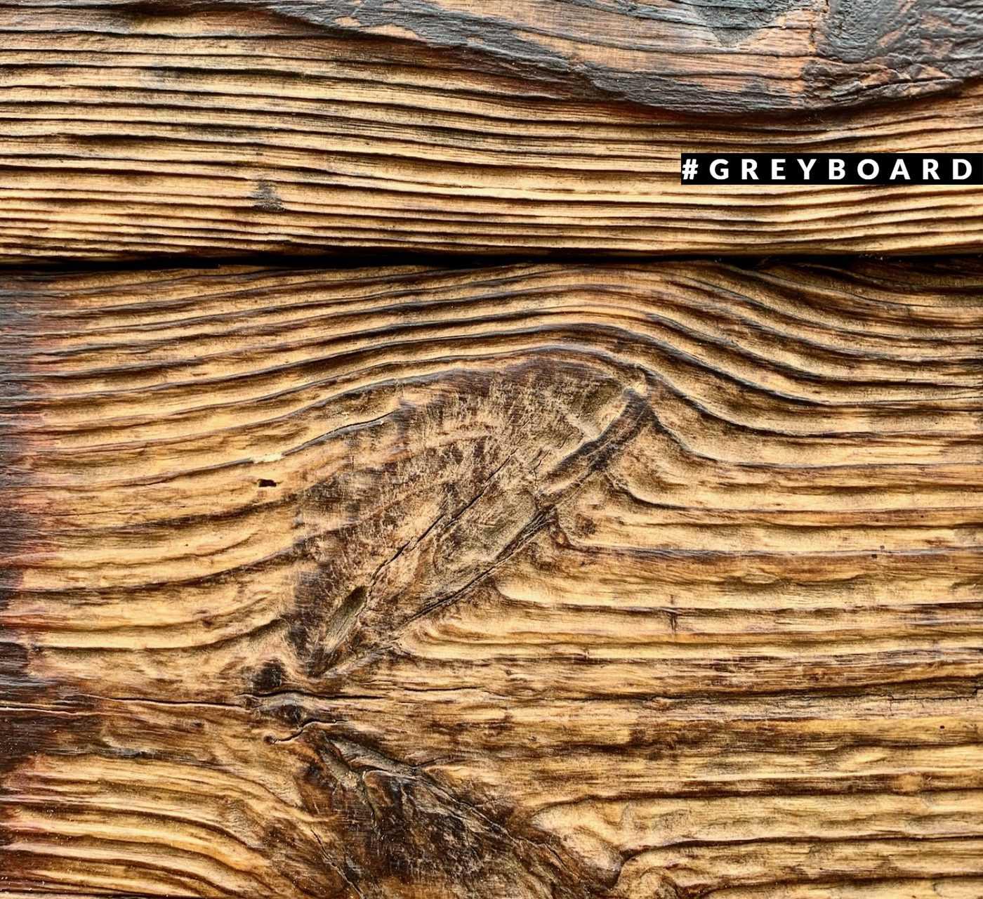 Панно из старой плотины