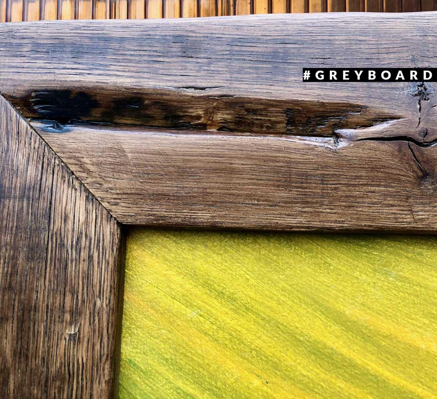 Рама для картины из амбарного дуба