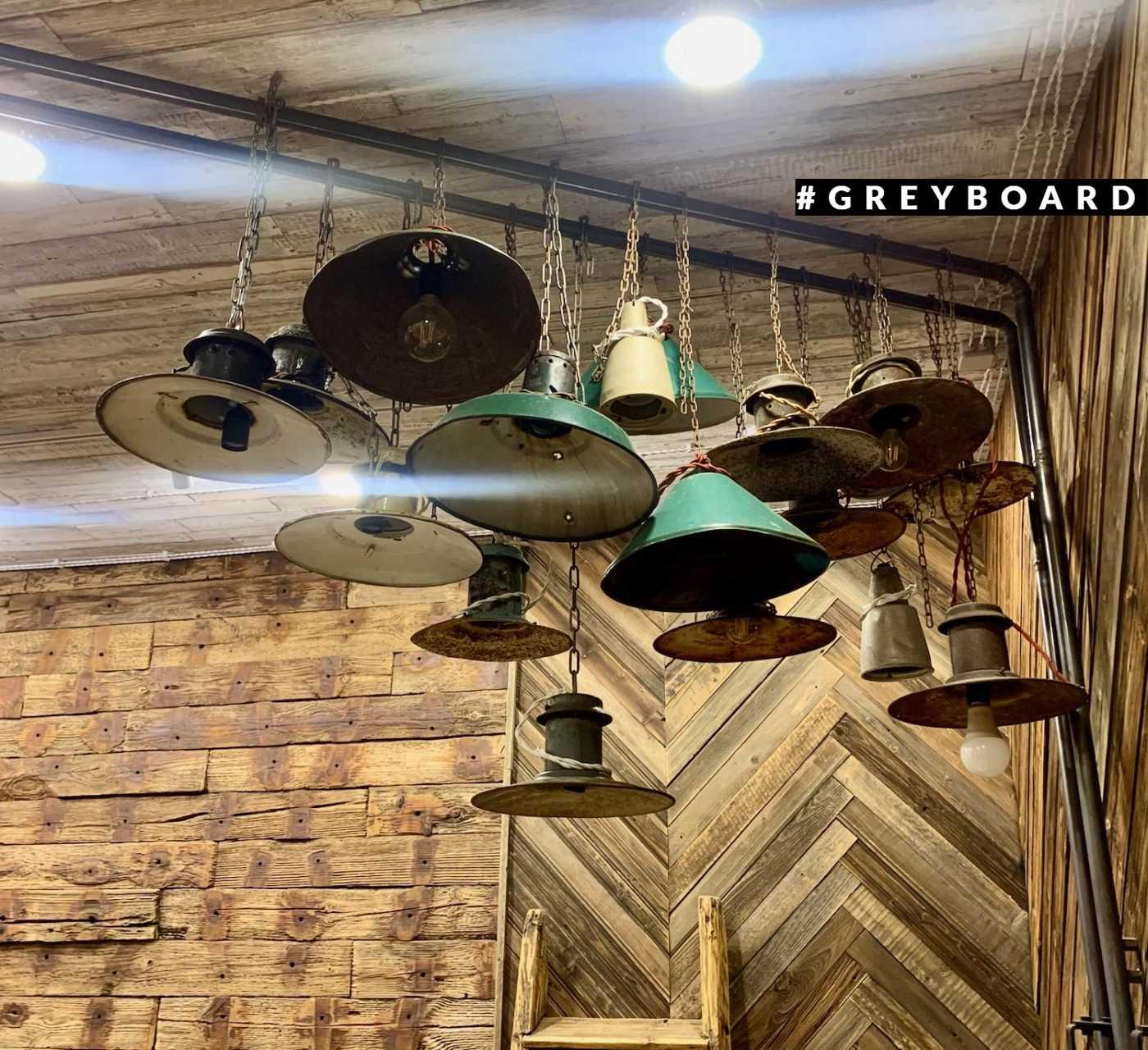Старые советские светильники