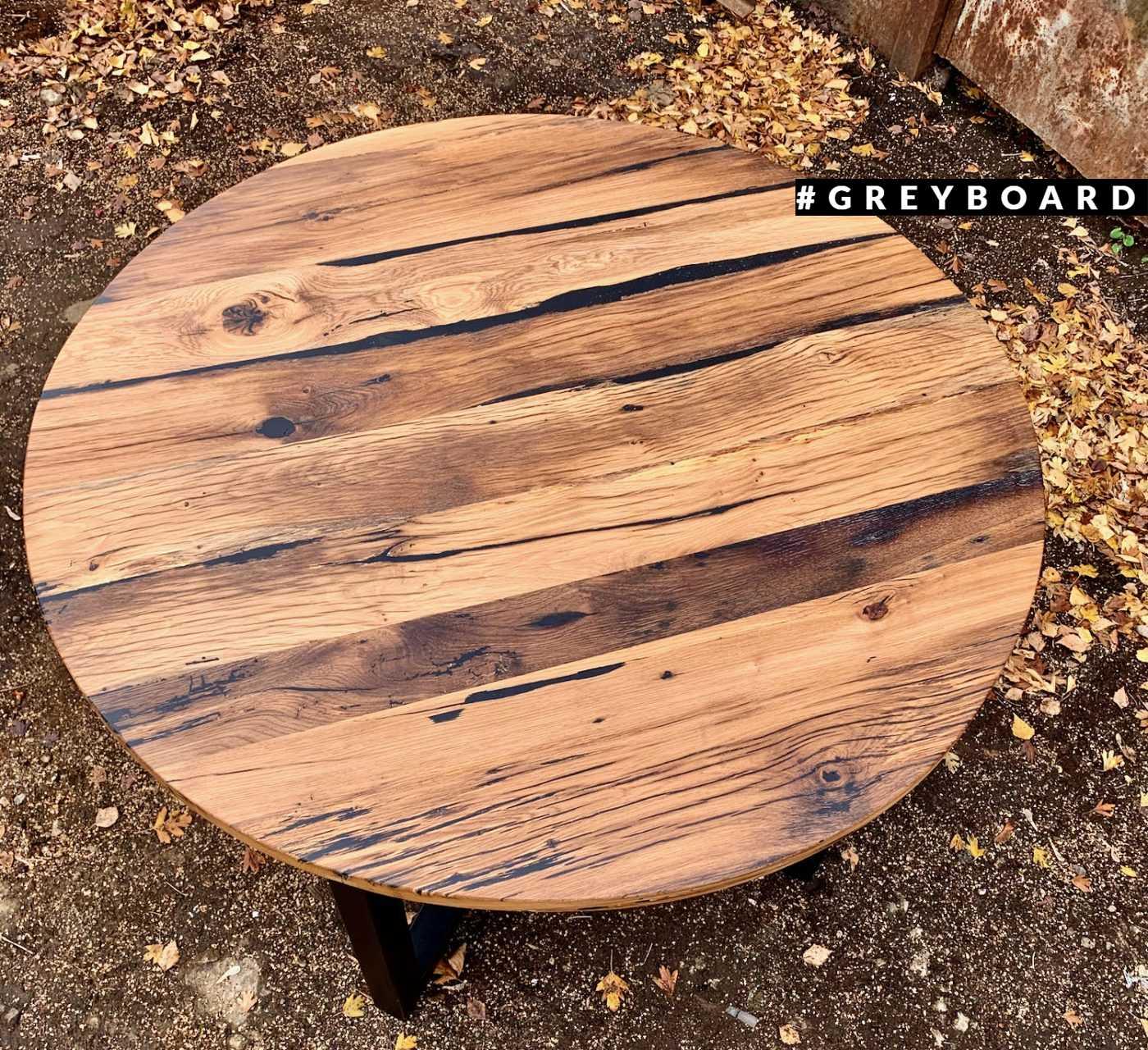 Уникальная модель стола в стиле лофт